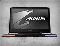 Aorus X9 DT-CL5M nVidia GTX 1080, 144hz, Intel 8th Gen i9-8950HK