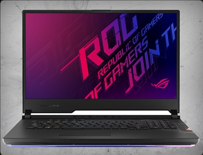Asus ROG Strix SCAR 17 G732LWS-XS98 300Hz, nVidia RTX 2070 Super 8GB, 10th Gen Intel Core i9-10980HK