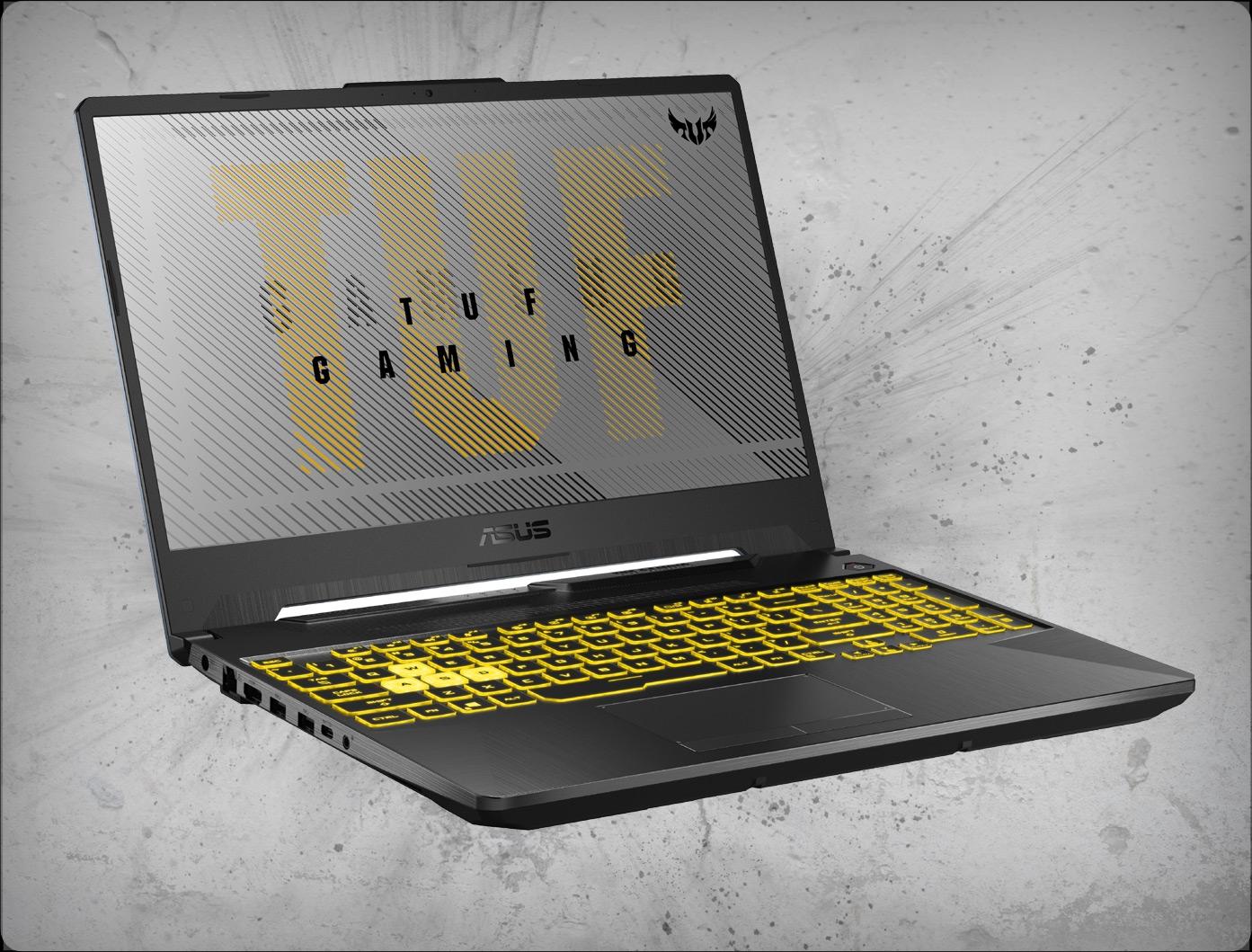 Asus Tuf Gaming Tuf506iu Es74 144hz Nvidia Gtx 1660ti 6gb Amd Ryzen 7 4800h
