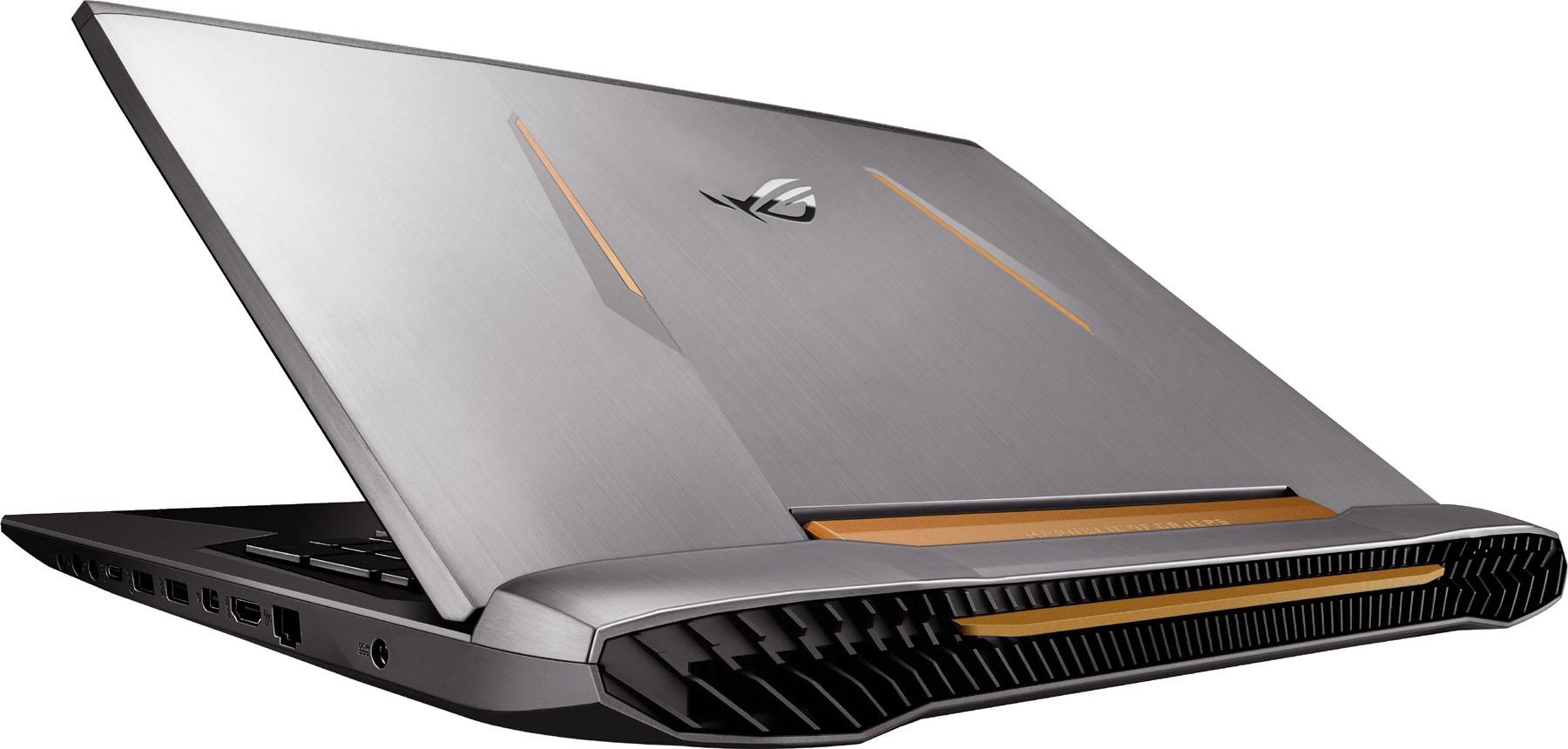 Asus ROG G752VS-XB72K OC Edition nVidia GTX 1070 8GB G-Sync