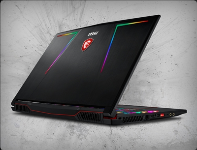 MSI GE63 Raider RGB-052 nVidia RTX 2070 GPU 8GB GDDR6, 8th Gen Intel Core i7
