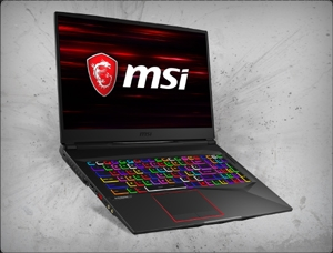 MSI GE75 Raider 10SFS-225 300Hz nVidia RTX 2070 Super 8GB GDDR6, 10th Gen Intel Core i9-10980HK