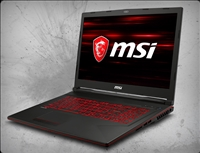 MSI GL73 8SE-010 nVidia RTX 2060 GPU 6GB GDDR6, 8th Gen Intel Core i7