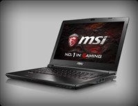 MSI GS43VR Phantom Pro-069 nVidia GTX 1060 Desktop GPU 6GB GDDR5, 7th Gen Intel Core i7