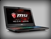 MSI GT62VR Dominator 240 nVidia Pascal GTX 1060, 7th Gen Intel Kaby Lake Core i7