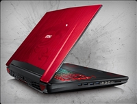 MSI GT72VR DOMINATOR PRO DRAGON-638 nVidia GTX 1070 8GB GDDR5, 7th Gen Intel Core i7