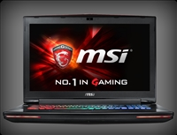 MSI GT72VR Dominator Pro  GTX 1070 GDDR5 G-Sync 120Hz Screen
