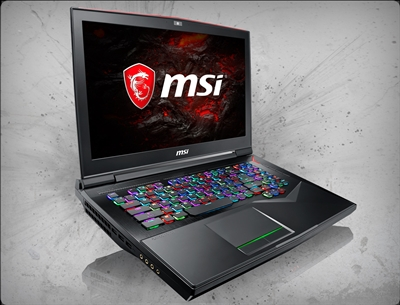 MSI GT75 TITAN-249 144Hz nVidia RTX 2070 Desktop GPU 8GB GDDR6, 9th Gen Intel i7-9750H