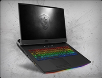 MSI GT76 TITAN DT-091 240Hz nVidia RTX 2070 Desktop GPU 8GB GDDR6, 9th Gen Intel i7-9700K Desktop CPU
