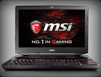 MSI GT83VR TITAN SLI-252 nVidia SLI GTX 1080/Intel 7th Gen Kaby Lake i7-7920HQ