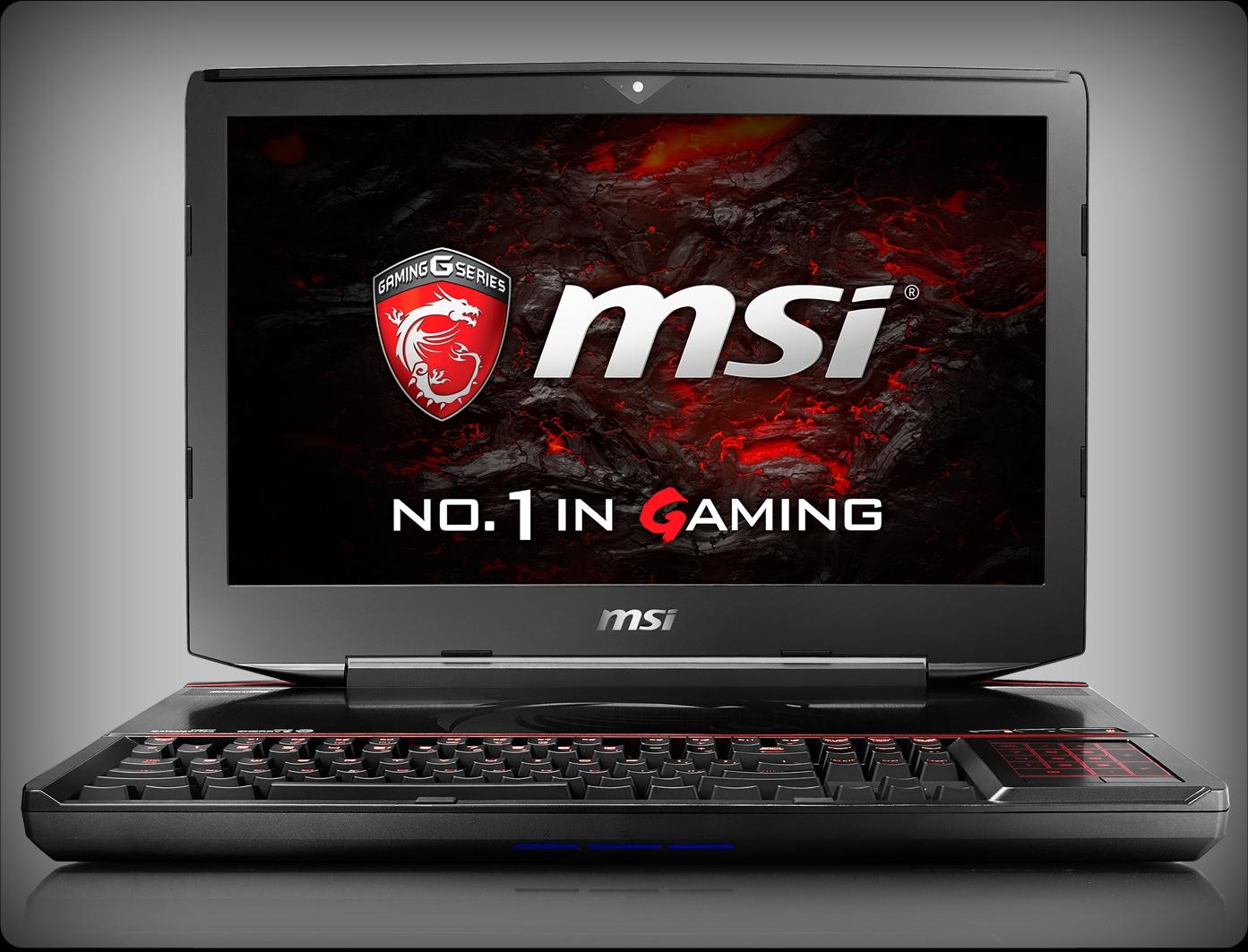 MSI GT83VR TITAN SLI-213 nVidia SLI GTX 1070/Intel 7th Gen Kaby Lake  i7-7920HQ