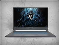 MSI Stealth 15M A11SDK-063 144Hz nVidia GTX 1660Ti GPU 6GB GDDR6, 11th Gen Intel Core i7-1185G7