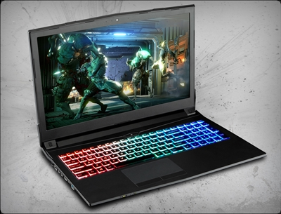 Sager NP7850 (Clevo N850HP6) nVidia GTX 1060 6GB, 7th Gen Intel Core i7
