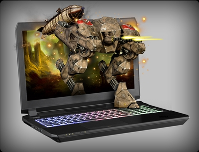 Sager NP8156 (Clevo P650HP6-G)  nVidia GTX 1060 6GB GDDR5, 7th Gen Intel Kayb Lake Core i7