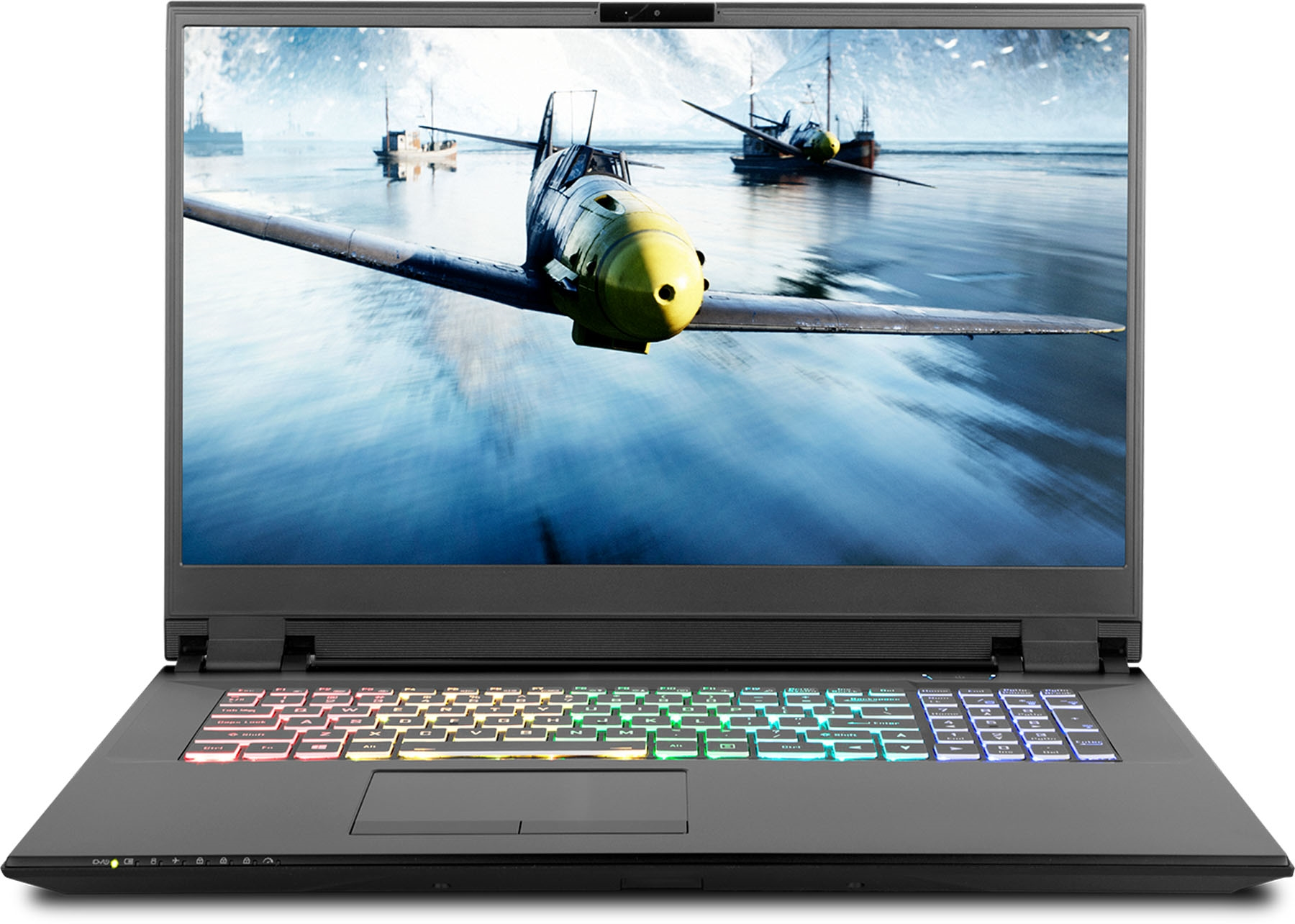 Sager NP8377 (Clevo PB71RF-G) nVidia RTX 2070 8GB, 9th Gen Intel Core  i7-9750H