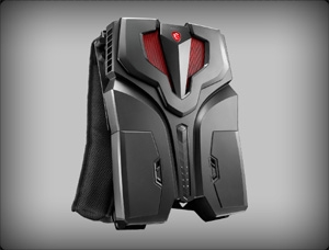 MSI VR ONE 6RE-006US Backpack PC nVidia GTX 1070