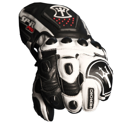 The HEROIC SP-R PRO is hands down the best road racing glove on the market.