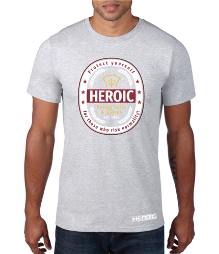 Men's TShirt - HEROIC Protect Yourself