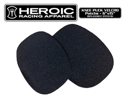 HEROIC Velcro Knee Patch Kit - Replacement