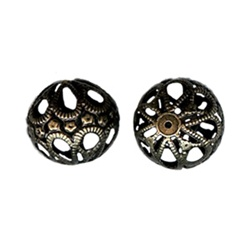 Filigree Bead 18mm