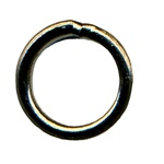 Jump Ring Soldered 6mm