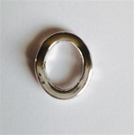Bead Frame 15x13mm Pewter