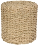 Rush Grass Knotwork Stool
