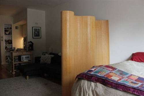 Bamboo Room Divider Screen in Different Finishes 6ft Tall