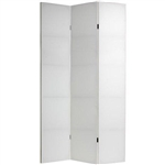 7 ft. Tall Do It Yourself Canvas Room Divider Screen (3,4,5,6,8 panels available)