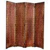 6 ft. Tall Olde-Worlde Rococo Room Divider Decorative Screen