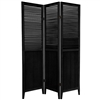 6 ft. Tall Beadboard Room Divider Screen (more panels & finishes)