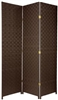 6 ft. Tall Woven Fiber Outdoor All Weather Room Divider (more panels & colors)