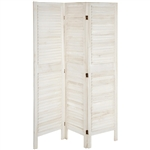 5½ ft. Tall Modern Venetian Folding Screen (more colors & panels)