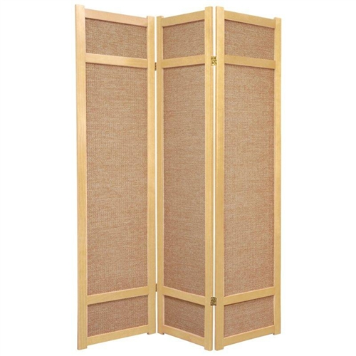 Awesome 6 Ft Tall Jute Shoji Room Divider Screen More Panels Finishes Home Interior And Landscaping Analalmasignezvosmurscom