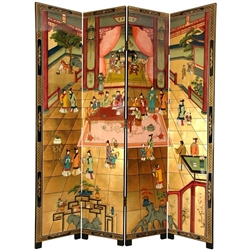7 ft. Tall Dream of the Red Chamber Room Divider Screen