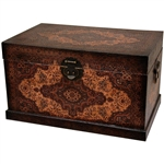 Storage Box Trunk Baroque Olde-Worlde