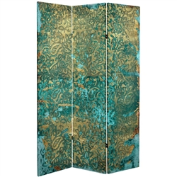 6 ft. Tall Beneath the Waves Canvas Room Divider