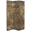 6 ft. Tall Roots of the Earth Canvas Room Divider
