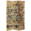 6 ft. Tall Legato Canvas Room Divider
