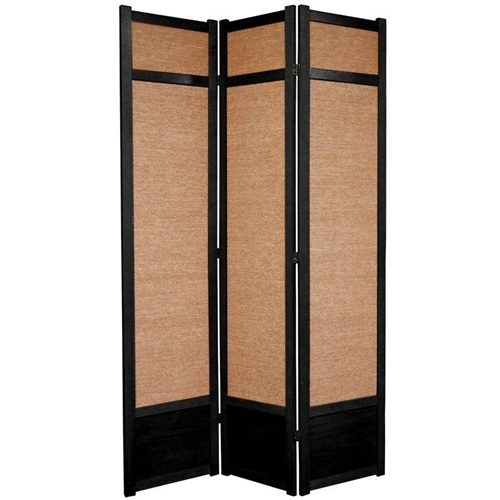 Peachy 7 Ft Tall Jute Shoji Room Divider Screen More Panels Finishes Home Interior And Landscaping Ologienasavecom