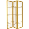6 ft. Tall Eudes Shoji Screen Room Divider (more panel and finish options)