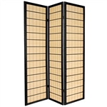 6ft Tall Fuji Shoji Screen Room Divider (more panels/finishes)