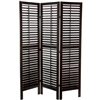 6ft Tall Dutchess Double Shutter Room Divider Screen