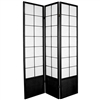6 ft. Tall Zen Shoji Room Divider Screen (more panels & finishes)
