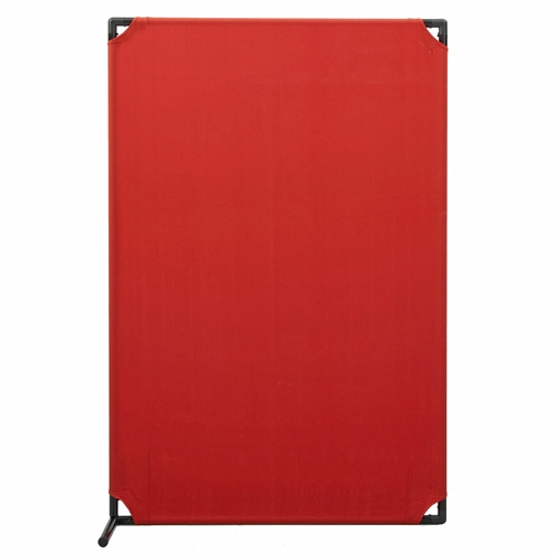 free standing portable panel divider partition