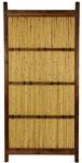 Japanese Bamboo Kumo Fence Partition 6ft x 3ft