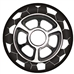 100mm x 85a YAK Metalcore FA scooter wheel