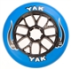 110mm x 88a YAK BLU/BLK Race Wheel