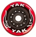 110mm x 85a YAK USA polyurethane scooter wheel