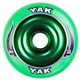 110mm x 88a YAK SCAT Metalcore scooter wheel
